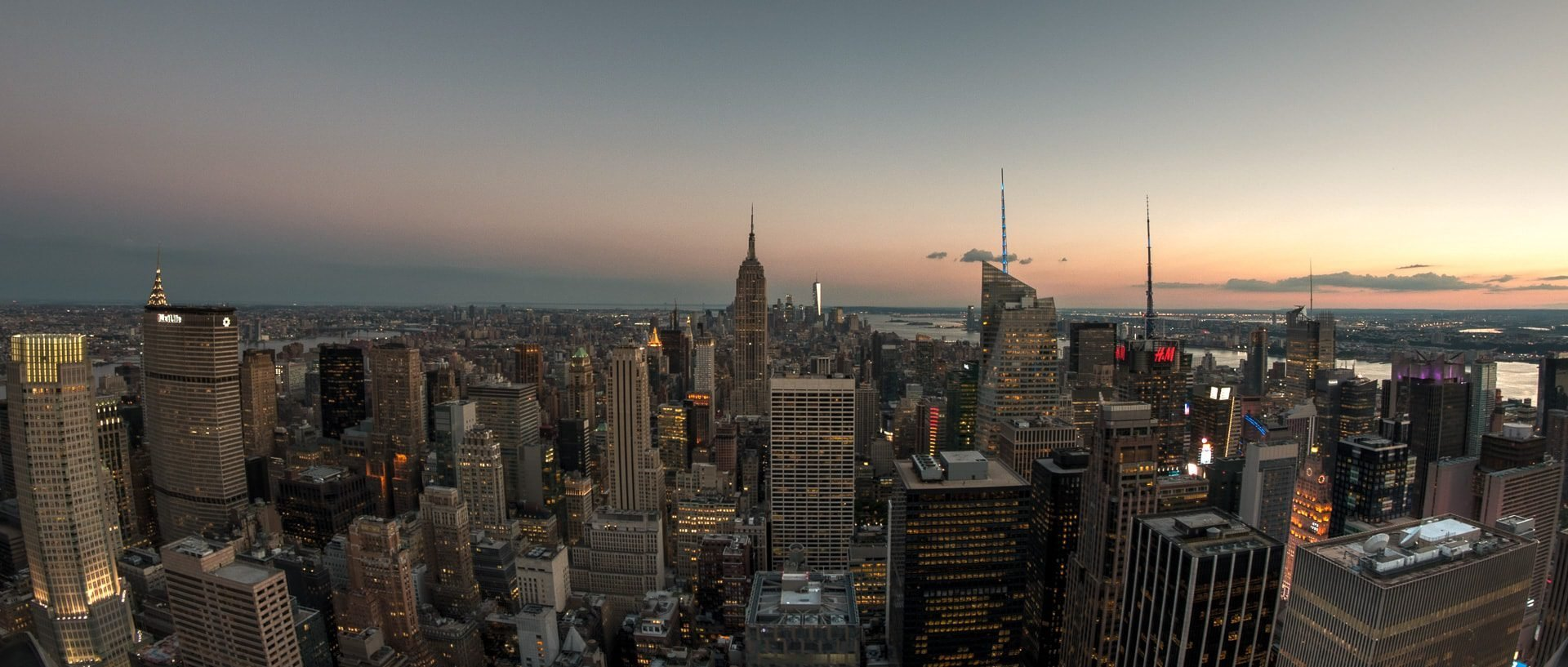 New York City – Top of the Rock